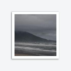The Moody Days 3 Art Print