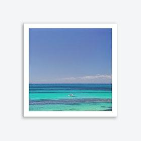 Rottnest Island Basin1 Art Print