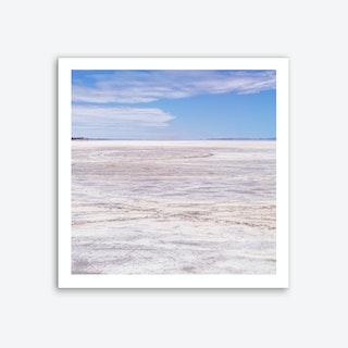 Lake Grace 1 Art Print
