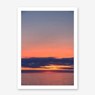 Beyond the Horizon Art Print