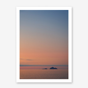 Evening in the North Art Print