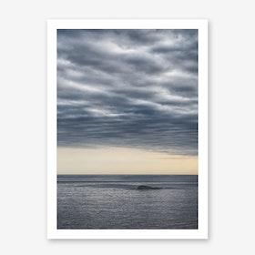Lets Meet at the Horizon 1 Art Print