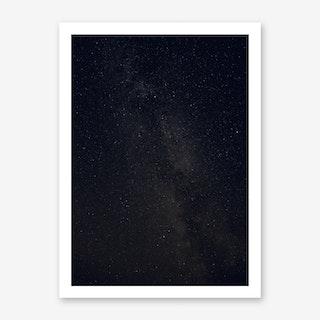 Look at the Stars 2 Art Print