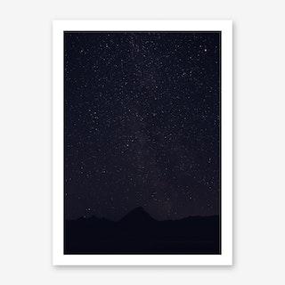 Look at the Stars 3 Art Print