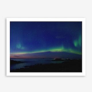 The Northern Lights 03 Art Print