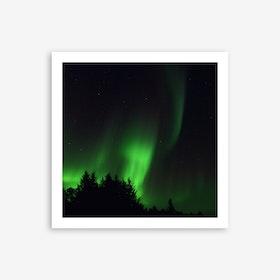 The Northern Lights 04 Art Print
