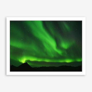 The Northern Lights 07 Art Print