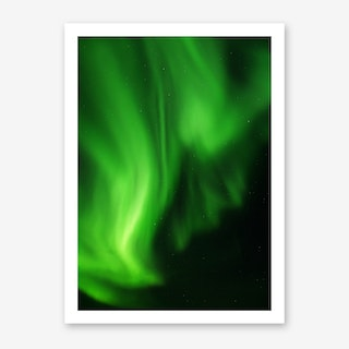 The Northern Lights 09 Art Print