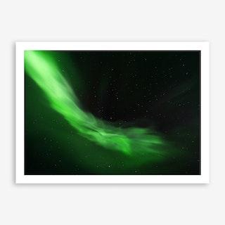 The Northern Lights 10 Art Print