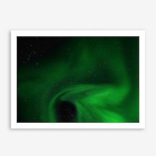 The Northern Lights 11 Art Print