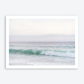 Hyams Beach Art Print