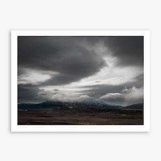 Heavy Sky Art Print
