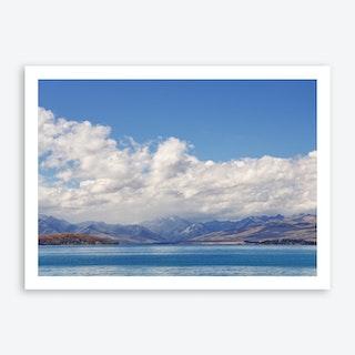 Lake Tekapo 1 Art Print
