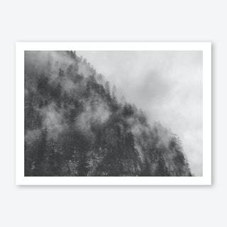 Moody Clouds III Art Print