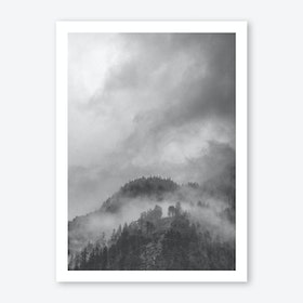 Moody Clouds V