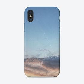Alpine evening iPhone Case