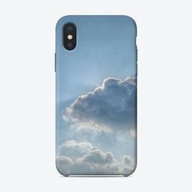 Alpine Morning iPhone Case