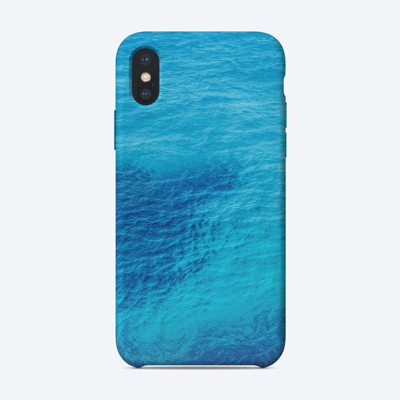 Bluest Blue iPhone Case