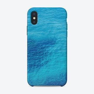 Bluest Blue iPhone Case