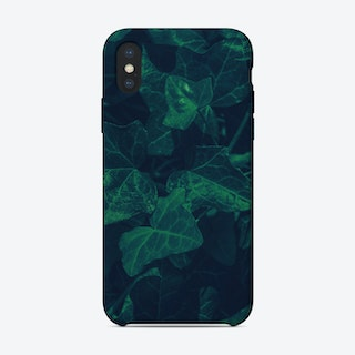 Ivy in the park iPhone Case