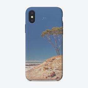 Lake Grace 3 iPhone Case