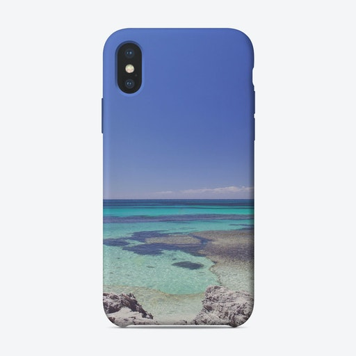 Rottnest Island Basin 2 iPhone Case