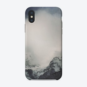 The Alps 3 iPhone Case