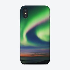 The Northern Lights 02 iPhone Case