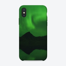 The Northern Lights 06 iPhone Case