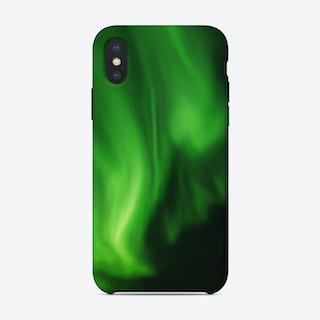The Northern Lights 09 iPhone Case