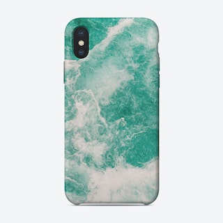 Whitewater 1 iPhone Case