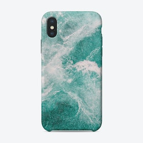 Whitewater 2 iPhone Case
