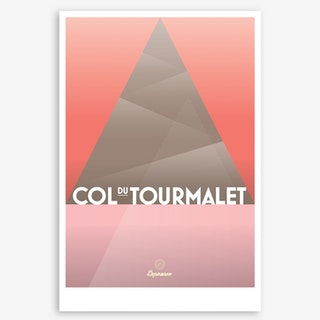 Col Du Tourmalet II Art Print