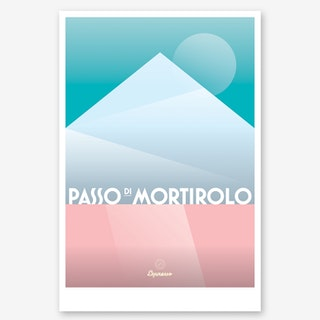 Passo Di Mortirolo II Art Print