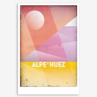Alpe D' Huez I Art Print
