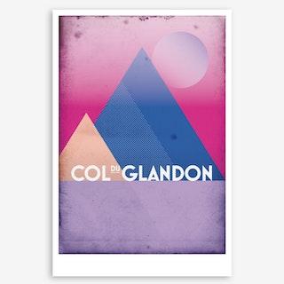 Col Du Glandon I Art Print