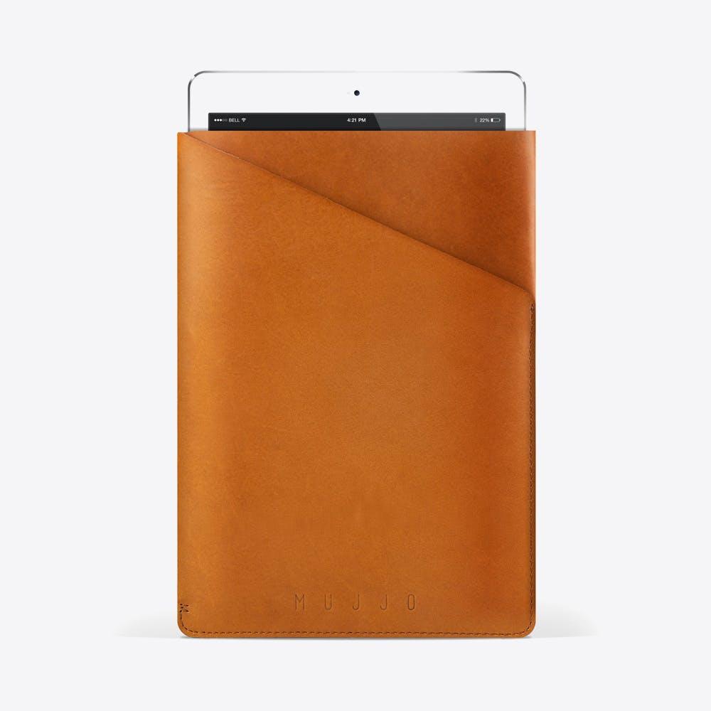 Slim Fit Ipad Mini Sleeve in Tan