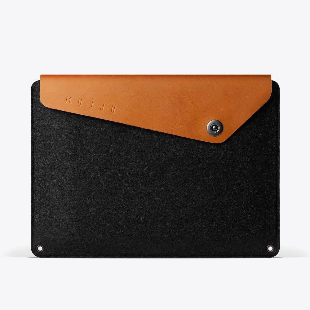 Envelope for Macbook in Tan