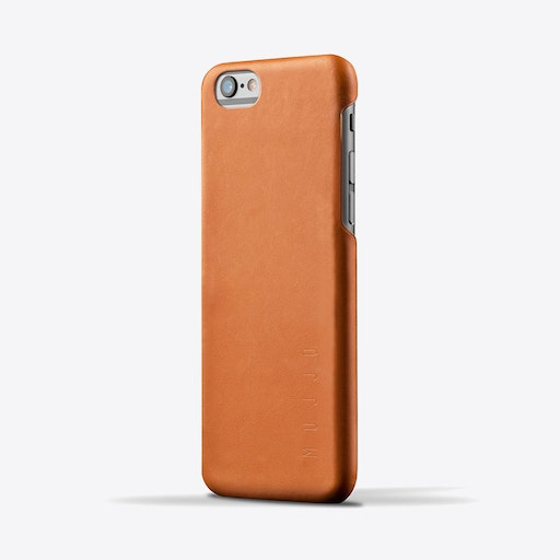 Leather Phone Case in Tan