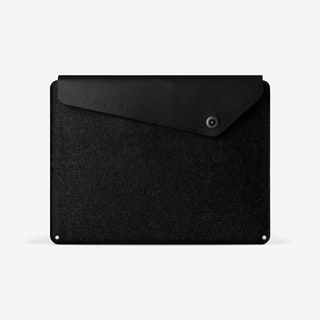 "Sleeve for 13"" Macbook Air & Pro - Black"