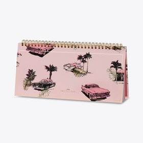 Pink Cadillac Deskplanner