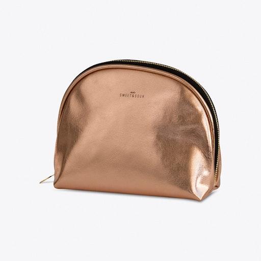 Copper Make-up Bag Medium