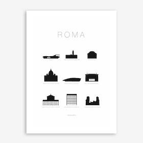 Roma Print