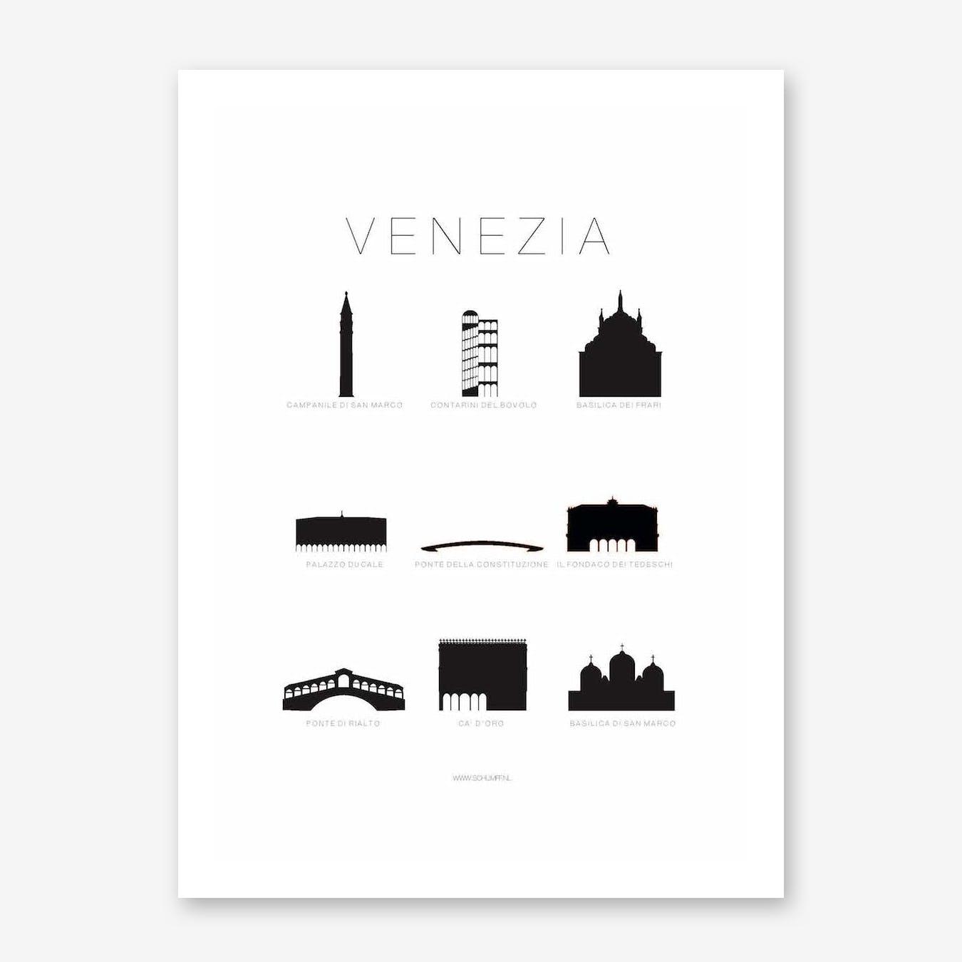 Venezia Print