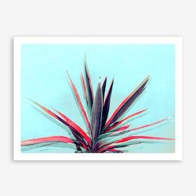 RGB Jungle Print