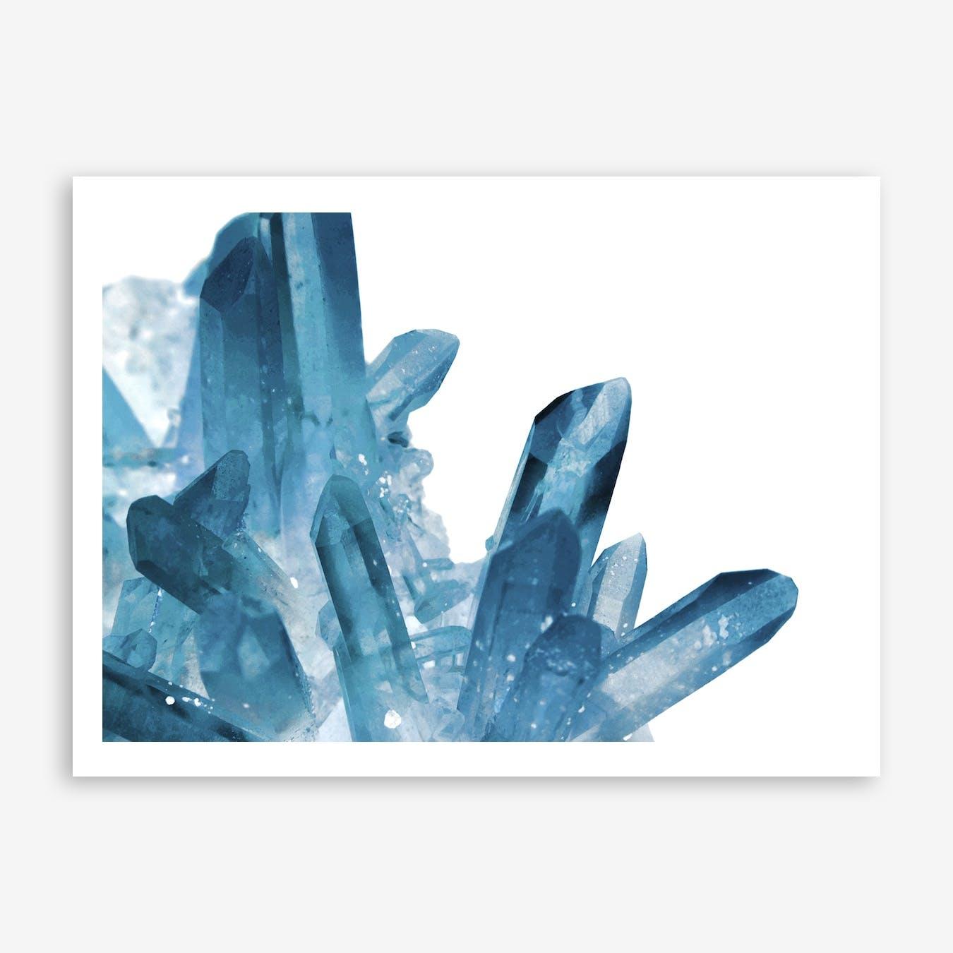 Magic Blue Crystals