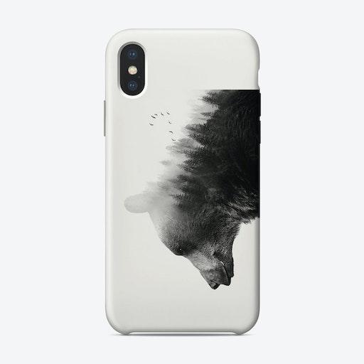 Big Bear iPhone Case