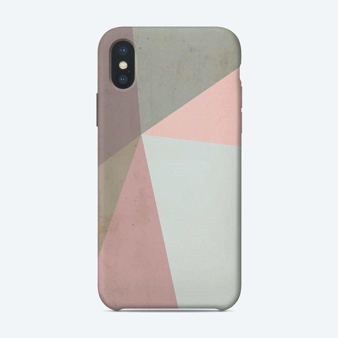 Delicate Geometry iPhone Case