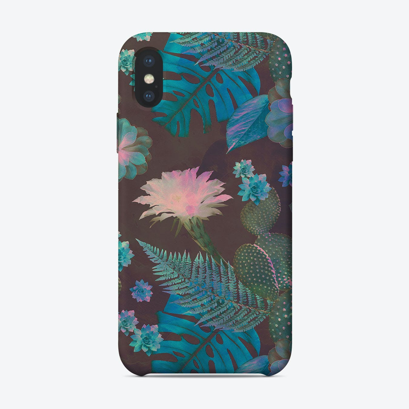 Exotic Gloomy iPhone Case