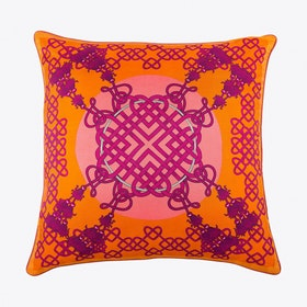 Xanadu Rosa Cushion